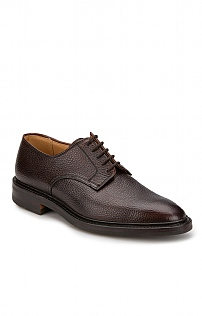 Mens Crockett And Jones Ashdown Leather Shoe