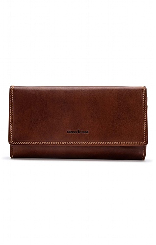 Gianni Conti Multi Compartment Wallet