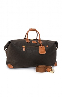 Ladies Brics Medium Zip Side Holdall