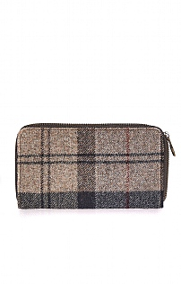 Barbour Wool Tartan Washbag