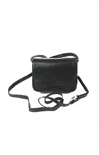 Ladies Gianni Conti Small Flapover Cross Body Bag