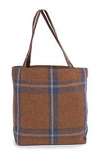 Medium Tweed Shopper