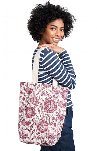 Seasalt Canvas Shopper