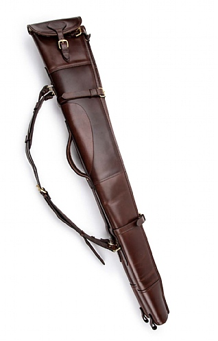 Double Leather Gun Slip