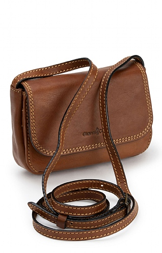 0462e48c6f6 Ladies Brics Small Cross Body Bag | Leather Bags | House Of Bruar