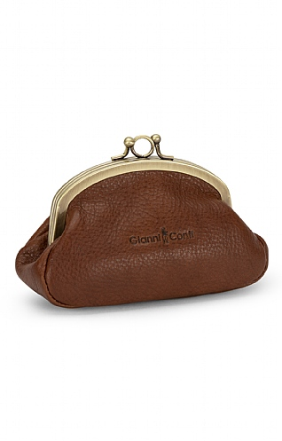 Gianni Conti Small Clasp Purse