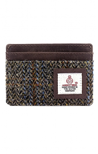 Harris Tweed Card Holder