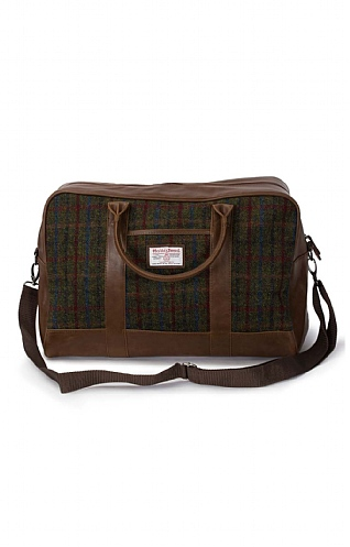 Harris Tweed Travel Holdall