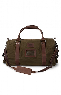 Large Canvas Holdall