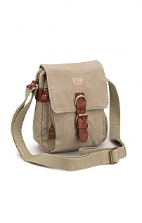 Medium Single Buckle Cross Body Bag