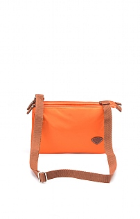 Ladies Jump Three Zip Shoulder Bag
