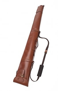 Mens Leather Savoy Gun Slip