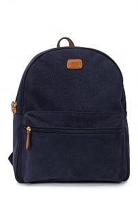 Brics Medium Rounded Backpack