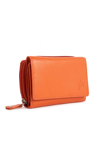 Trifold Flap Over Purse