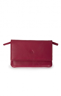 Flap Over Compact Wallet