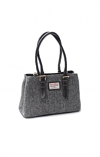 Harris Tweed Heather Bag