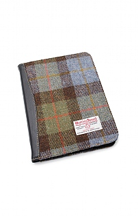 Large Harris Tweed iPad Cover