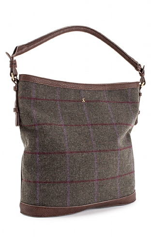 Joules Chesham Tweed Bag