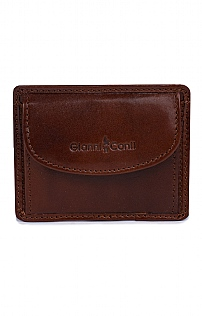 Men's Leather Credit Card Holder