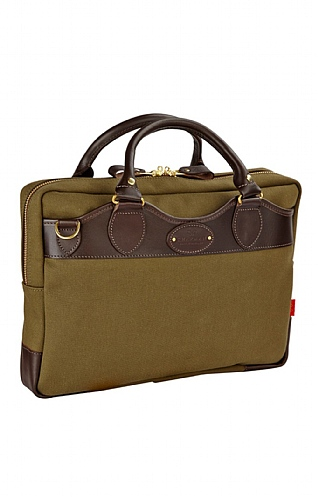 Men's John Chapman Laptop Briefcase