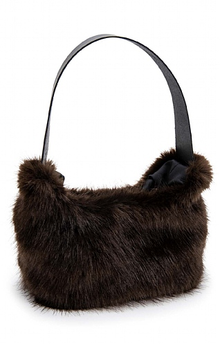 Faux Fur Mini Bag
