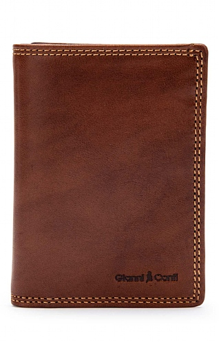 Gianni Conti Credit Card and Coin Wallet