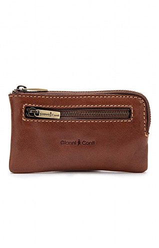 Gianni Conti Keyring & Coin Wallet