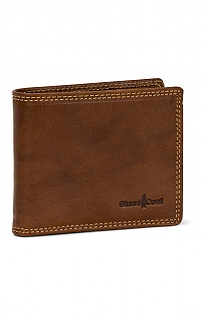 Leather Pocket Coin Wallet