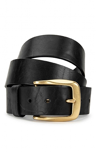 4cm Country Leather Belt