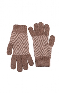 Mens Herringbone Glove