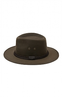 Barbour Wax Bushman Hat
