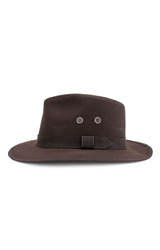 Failsworth Wax Drifter Hat