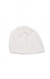 Johnstons of Elgin Cashmere Cable Beanie