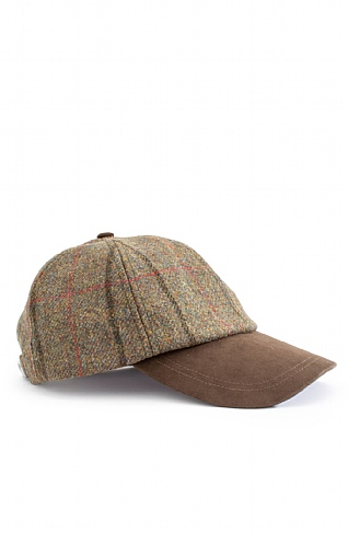 Failsworth Tweed Baseball Cap