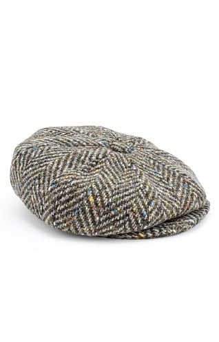 Failsworth Donegal Tweed 8 Piece Hat