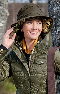 Ladies Barbour Morris Sport Hat