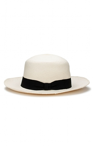 Failsworth Folding Panama Hat