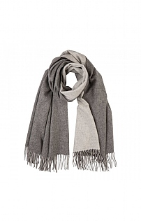 Johnstons Of Elgin Cashmere Reversible Stole