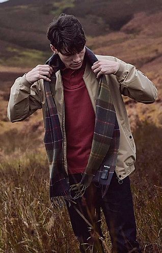 Barbour Hailes Wrap