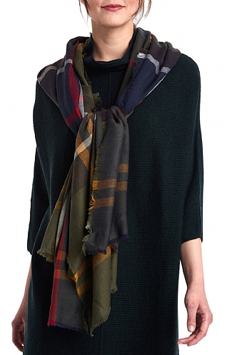 Barbour Lawers Scarf