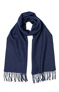 Lambswool Plain Scarf