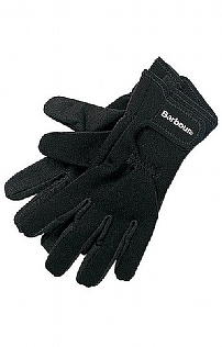 Mens Barbour Neoprene Amari Palm Gloves