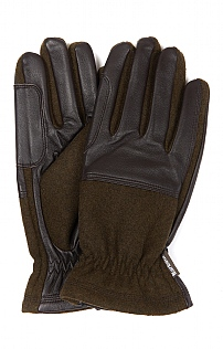 Barbour Rugged Melton Glove