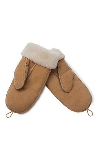 Sheepskin Turn Back Mitt