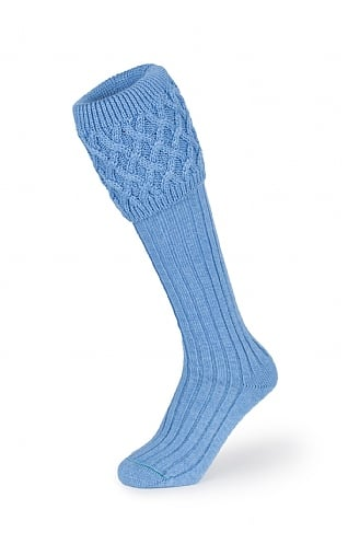 Merino Plain Shooting Socks