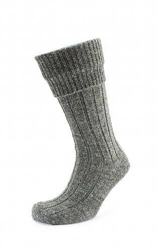 Wool Shooting Sock