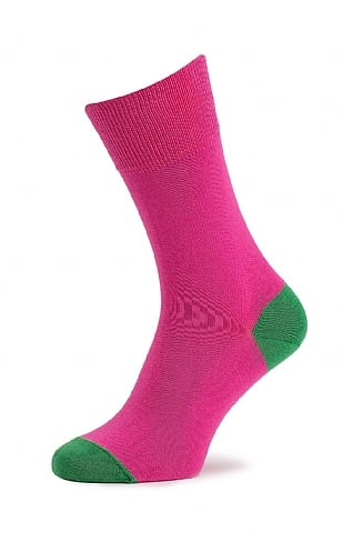 Ladies Fine Cotton Socks