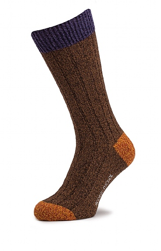 Men's Burghley Socks
