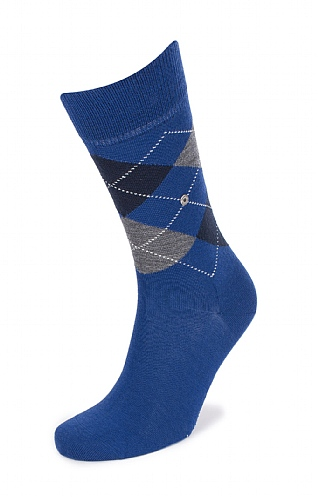 Mens Argyle Edinburgh Socks