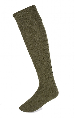 Barbour Tweed Gun Stockings